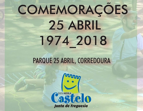 25 Abril na Freguesia do Castelo