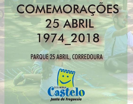 25 Abril na Freguesia do Castelo