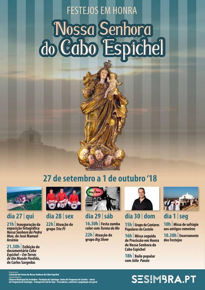 Festa em Honra de Nossa Sra do Cabo Espichel
