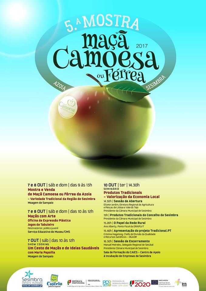 5.ª Mostra de Maçã Camoesa