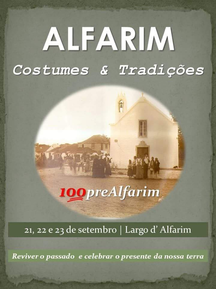 Alfarim | Costumes  & Tradições
