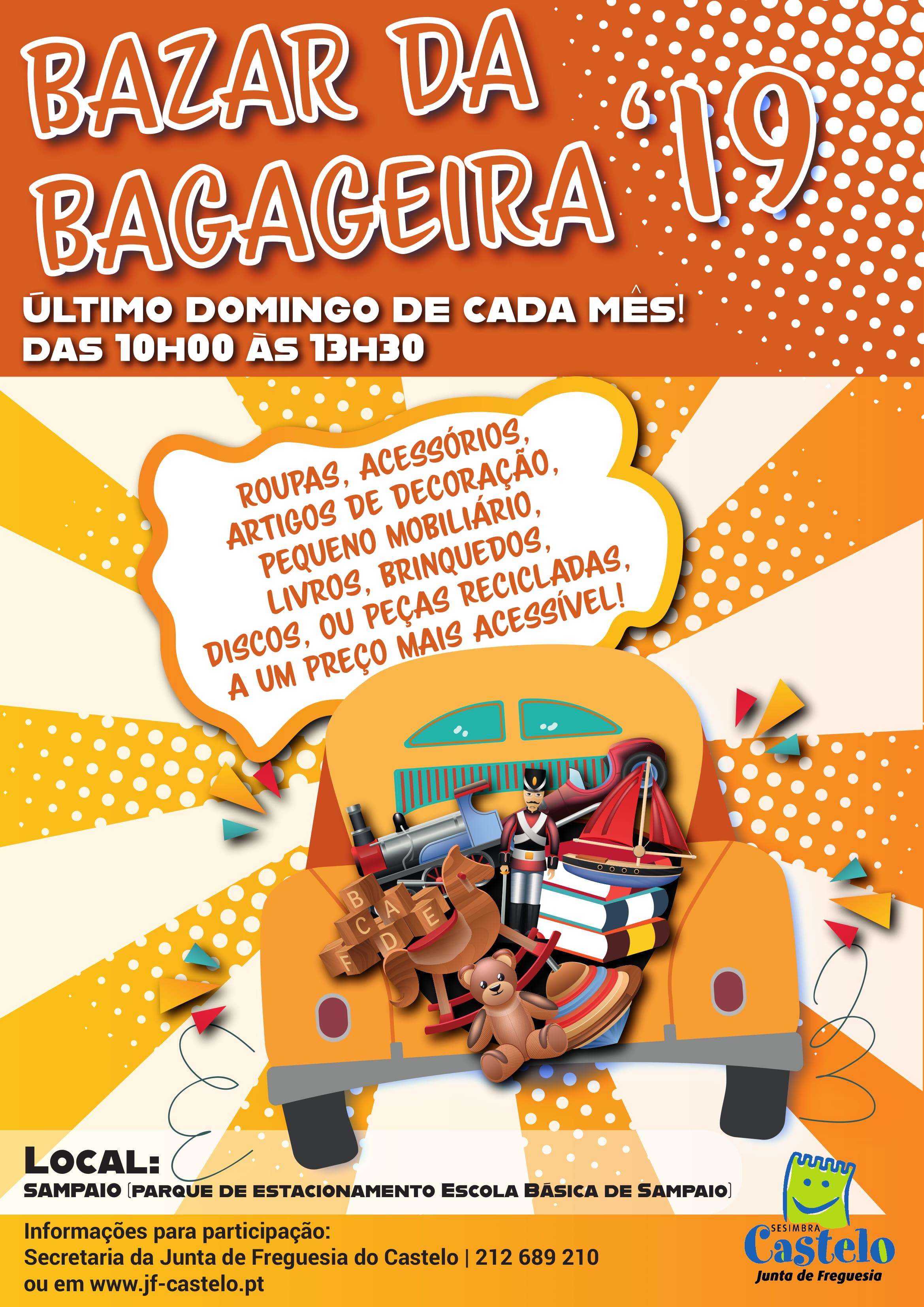 BAZAR DA BAGAGEIRA`19