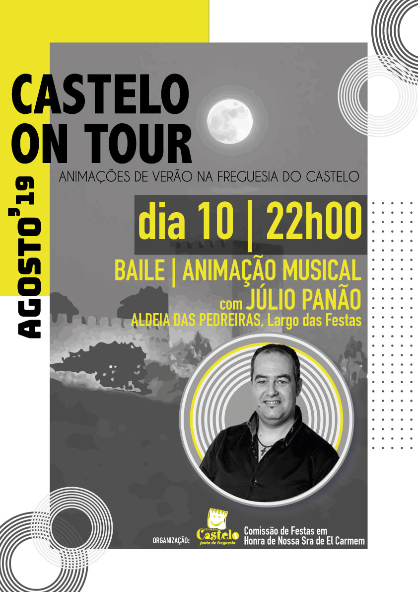 CASTELO ON TOUR `19