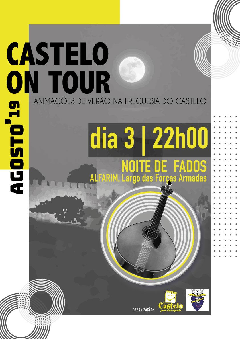CASTELO ON TOUR`19