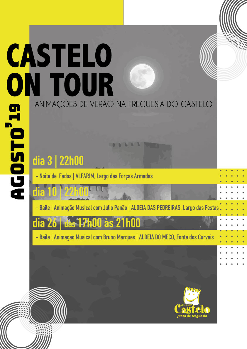 CASTELO ON TOUR`19