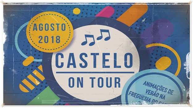 Castelo On Tour 2018