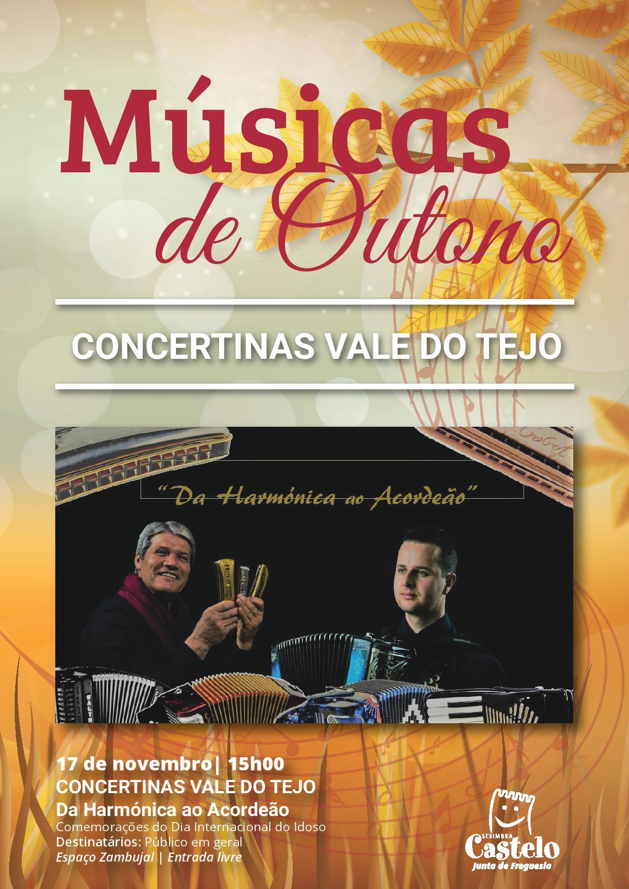 Musicas d`Outono - Concertinas Vale do tejo