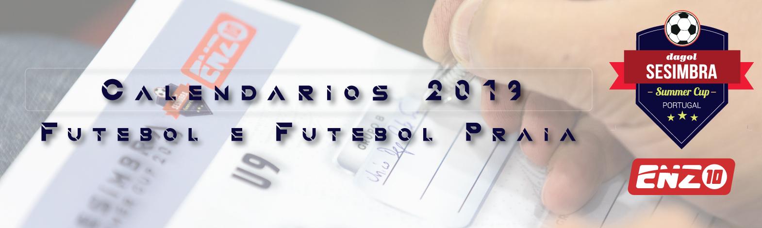 Calendário 2019