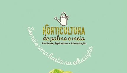 HORTICULTURA DE PALMO E MEIO