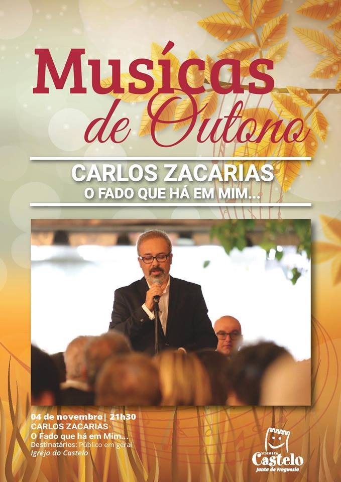 Musicas d`Outono - Carlos Zacarias