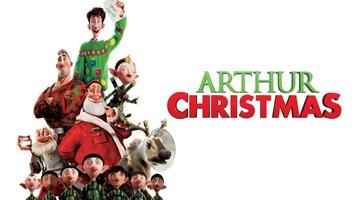 Cinema no Espaço |Arthur Christmas