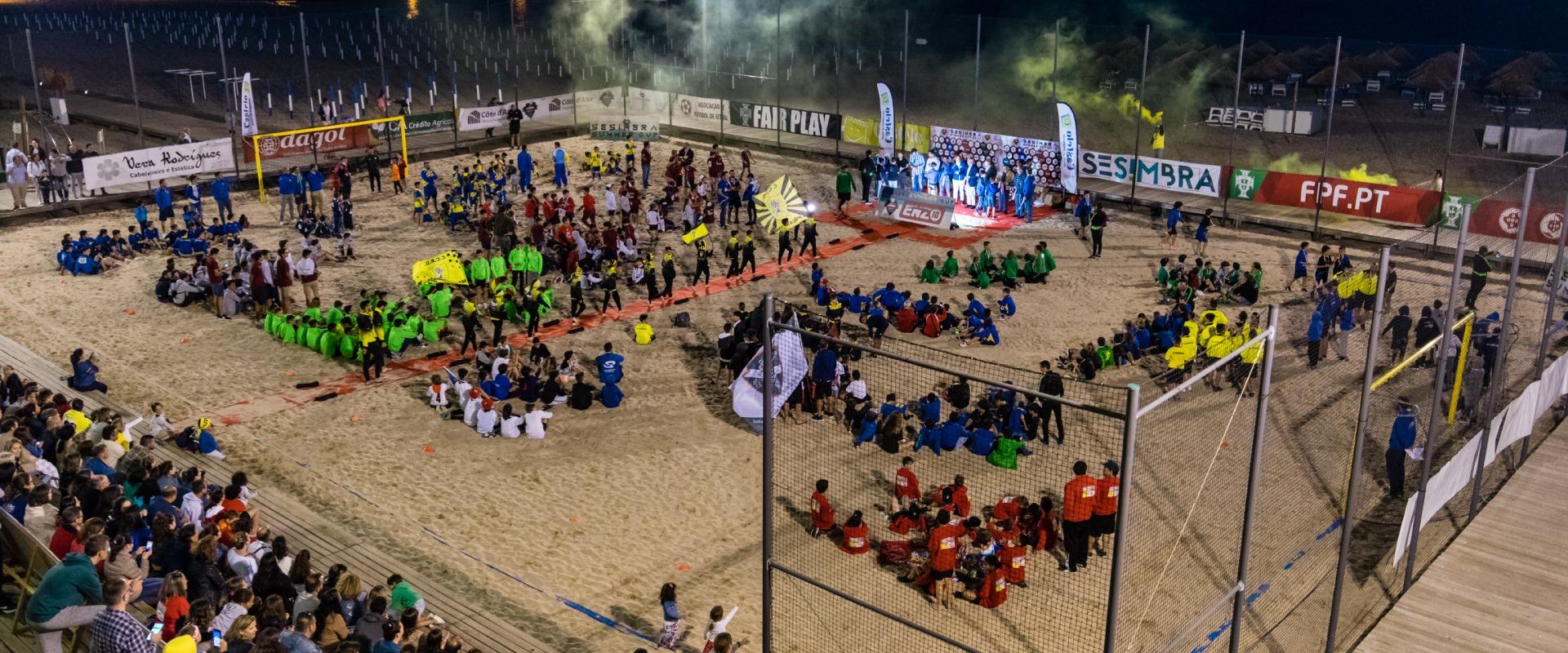 Beach Soccer - Sesimbra