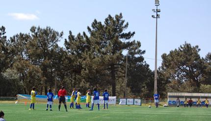 Torneio de Futebol Infantil Páscoa 2013