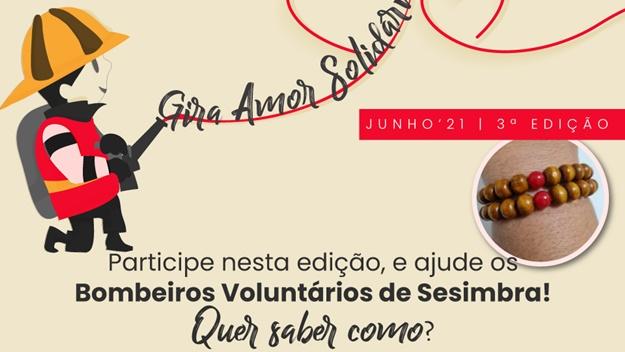 GIRA AMOR SOLIDÁRIO | 3a edição