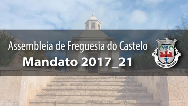 Assembleia Freguesia Castelo | 17 Dez`19