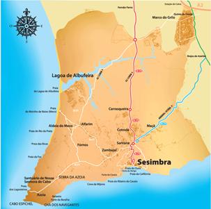 Localização SSB 3