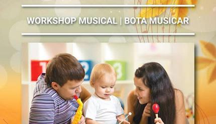 Músicas d`Outono 2017 - Workshop Musical | Bota Musicar