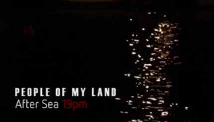 People of my Land - After Sea 19pm