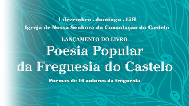 Lançamento do Livro_POETAS POPULARES DA FREGUESIA