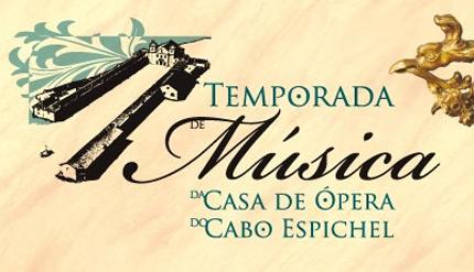Temporada Música da Casa de Ópera do Cabo Espichel