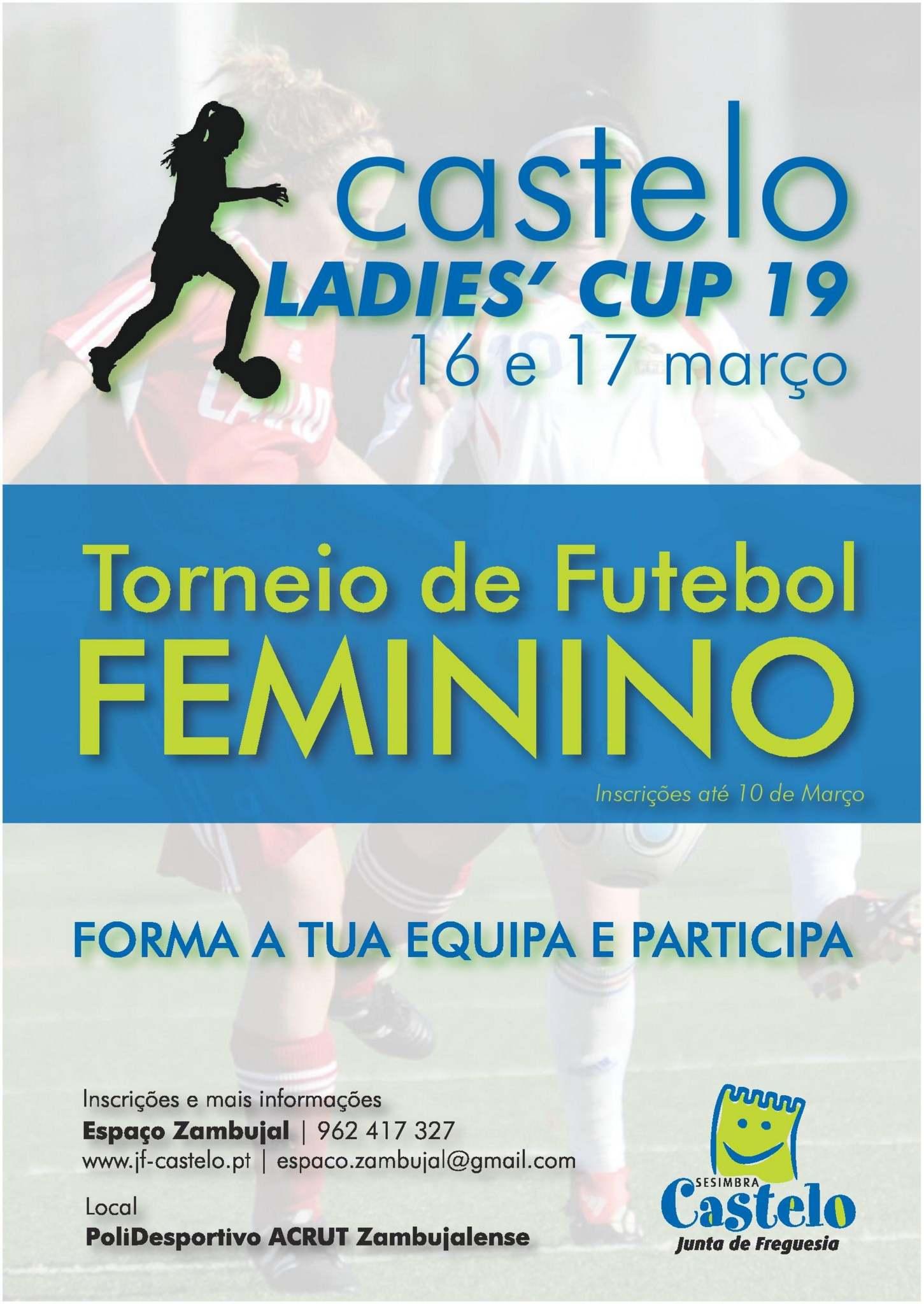 Castelo Ladies´CUP | Torneio de Futebol Feminino