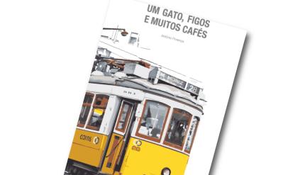 """Apresentação do livro """"UM GATO, FIGOS E MUITOS CAFÉS"""""""