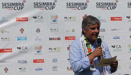 Presentation of Sesimbra Summer Cup 2014