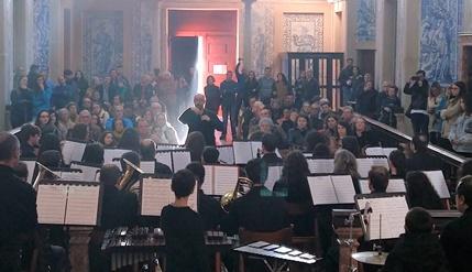 Concertos de Natal e Ano novo
