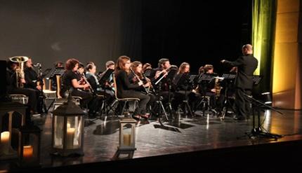Bota Big Band em  Grande Concerto de Ano Novo