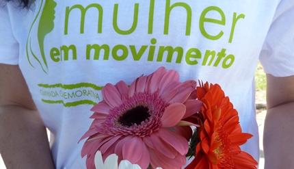 Caminhada Comemorativa Dia da Mulher´19 | MULHER EM MOVIMENTO