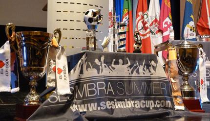 Sesimbra Summer Cup 2013 foi publicamente apresentado