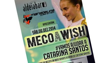 MecoAwish. Vamos Ajudar a Catarina Santos
