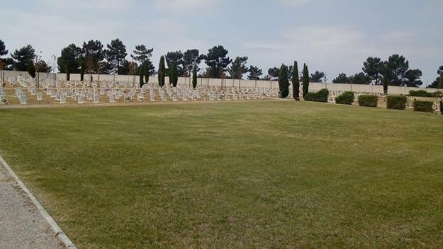 Cemitério de Aiana já   (re) abriu ao público