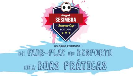 Colóquio - Formação Sesimbra Summer Cup