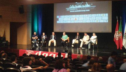 Sesimbra Summer Cup 2013 |  Colóquio de Abertura