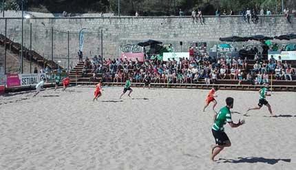 Sesimbra Cup: muita festa, sol e futebol de praia