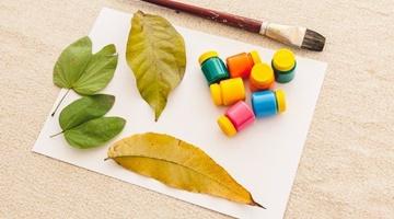 Oficina de Expressão Plástica | Outono
