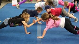 Atividade Física | Ginástica Infantil