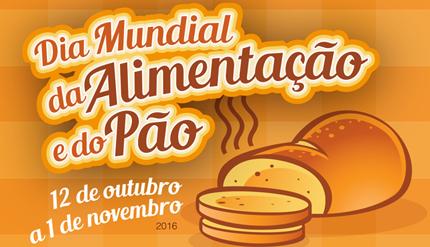 Dia Mundial da Alimentação e do Pão