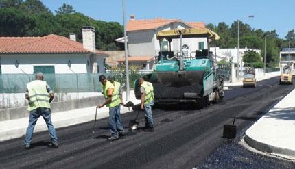 Pavimentação da Estrada dos Murtinhais está concluída