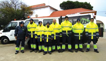 Serviços Operacionais e Urbanos da Junta de Freguesia