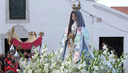 Festa de Nª Srª da Conceição - Alfarim