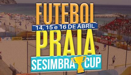 Conferência de Imprensa - Apresentação Sesimbra Cup - Futebol de Praia