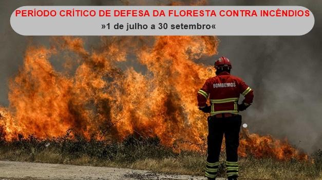 Período Crítico da Defesa da Floresta contra Incêndios