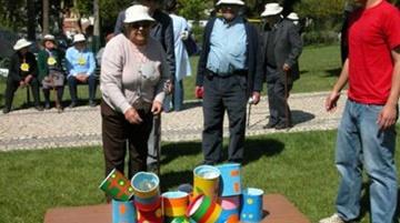 4as feiras Seniores |Jogos Tradicionais