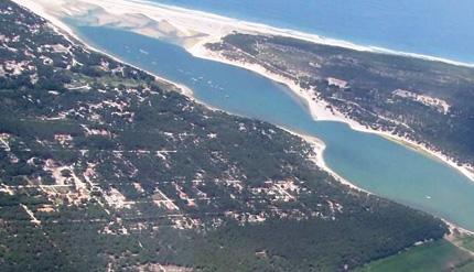 Abertura da Lagoa de Albufeira