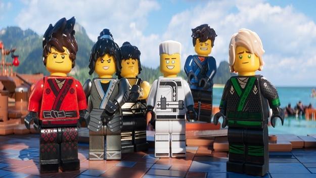 Cinema no Espaço | Lego Ninjago - O Filme