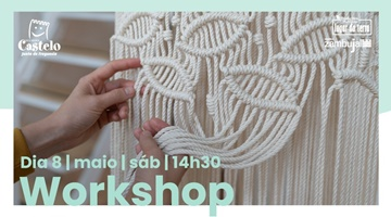 WORKSHOP | ARTES DECORATIVAS