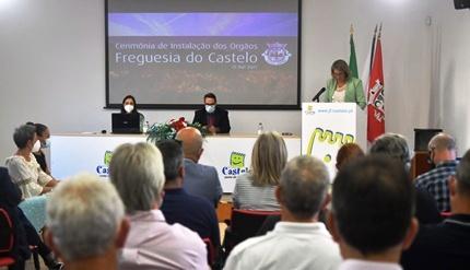 Cerimónia Instalação Órgãos da Freguesia|15 out 2021