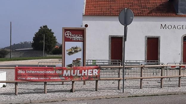 MDM SAÚDA AS MULHERES DA FREGUESIA DO CASTELO